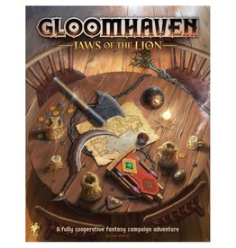 Cephalofair Games Gloomhaven: Jaws of the Lion