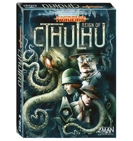 ZMan Games Pandemic Reign of Cthulhu