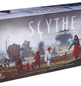 Stonemaier Games Scythe Invaders from Afar