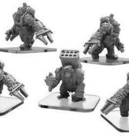 Privateer Press Monsterpocalypse: Assault & Rocket Apes