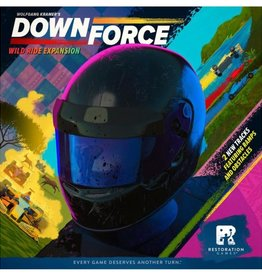 Restoration Games Downforce: Wild Ride