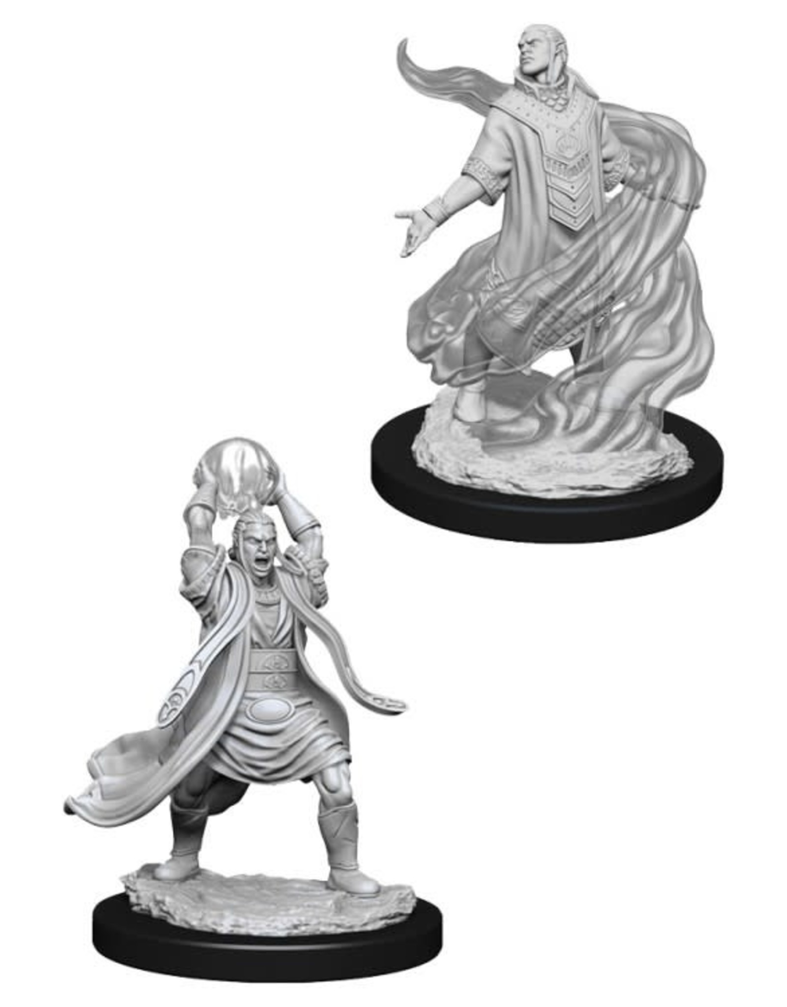 WizKids D&D Nolzur Elf Sorcerer  (He/Him/They/Them) (W11)