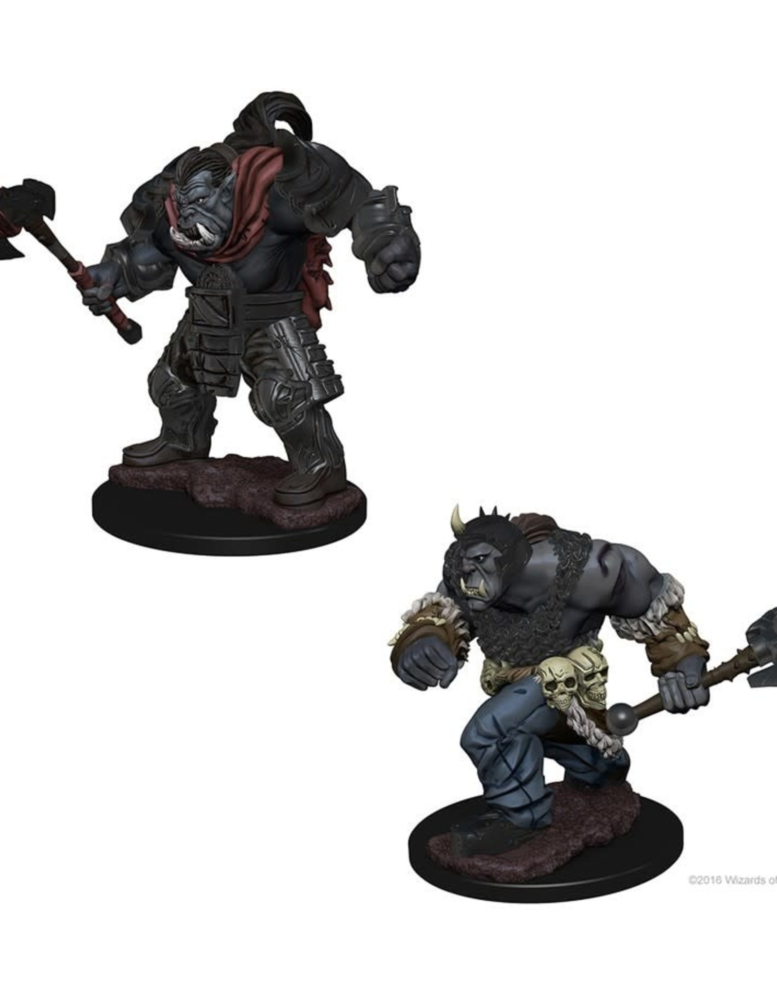 WizKids D&D Nolzur Orcs