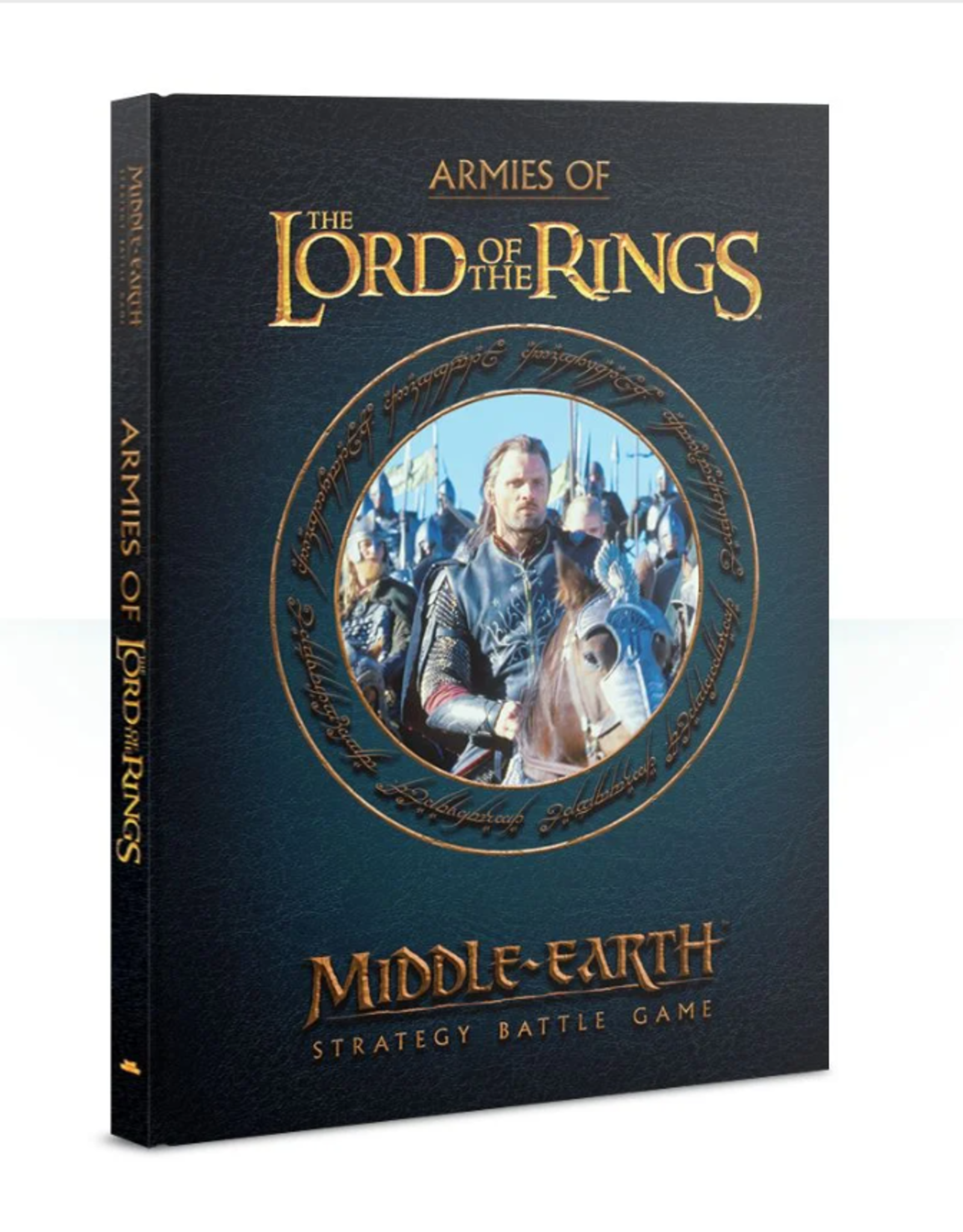 Games Workshop ARMIES OF THE LORD OF THE RINGS (ENG)