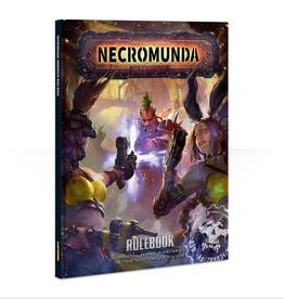Games Workshop NECROMUNDA: RULEBOOK (ENGLISH)