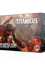 Games Workshop REAVER TITAN W/MELTA CANNON & CHAINFIST