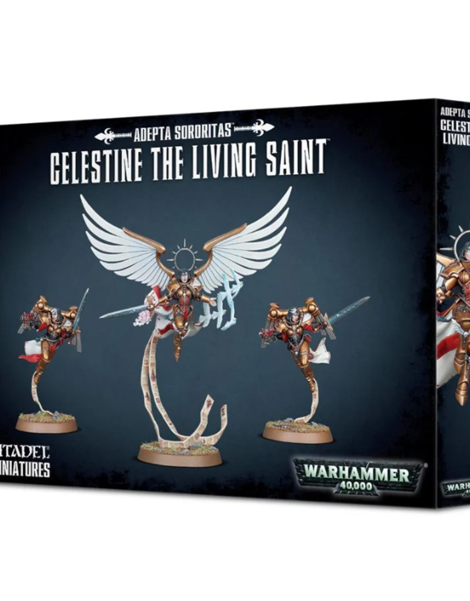 Games Workshop Adepta Sororitas: Celestine, the Living Saint