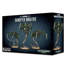 Games Workshop Necron Canoptek Wraiths