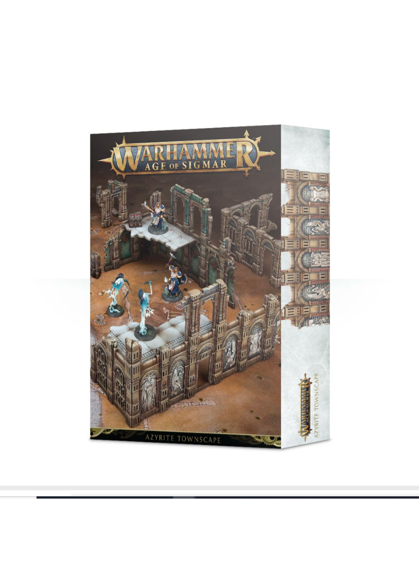 Games Workshop AGE OF SIGMAR: AZYRITE TOWNSCAPE