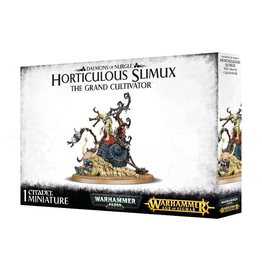 Games Workshop Daemon of Nurgle Horticulous Slimux