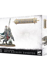 Games Workshop Ossiarch Bonereapers Arch-Kavalos Zandtos