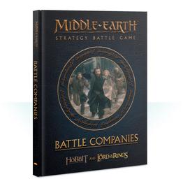 Games Workshop MIDDLE-EARTH SBG: BATTLE COMPANIES (ENG)