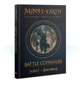 Games Workshop Middle-earth Strategy Battle Game: Battle Companies