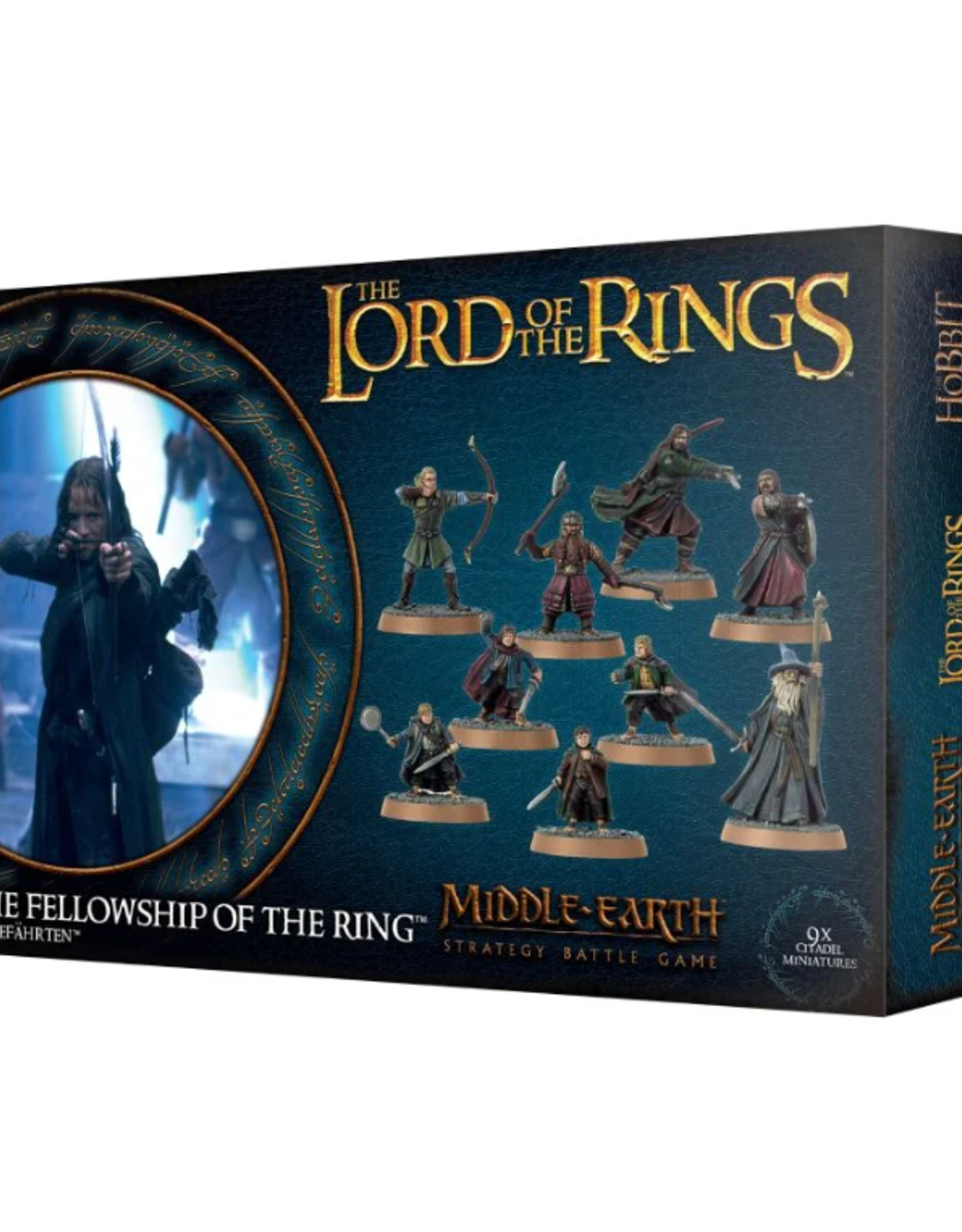 Games Workshop LoTR Fellowship Of The Ring