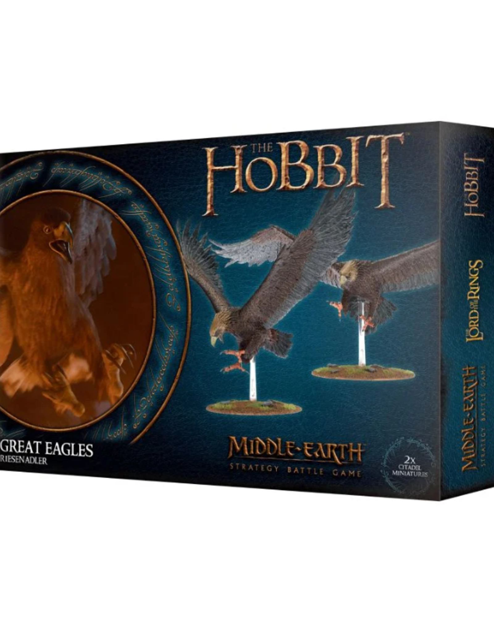 Games Workshop The Hobbit: Great Eagles