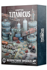Games Workshop AD/TITANICUS: MANUFACTORUM IMPERIALIS
