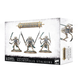 Games Workshop Ossiarch Bonereapers Necropolis Stalkers