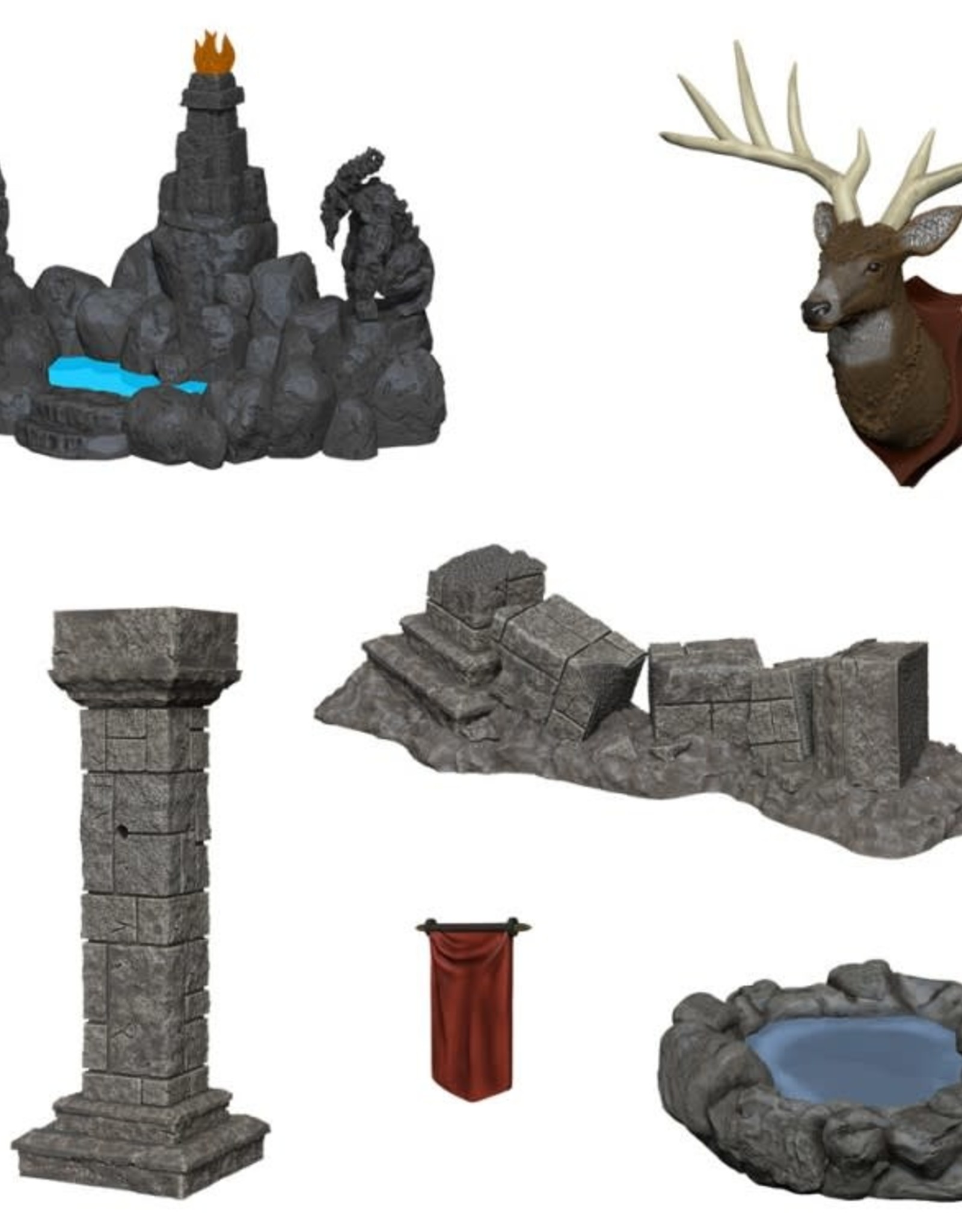 WizKids Deep Cuts Pools & Pillars