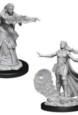 WizKids D&D Nolzur Human Wizard (She/Her/They/Them)(W11)