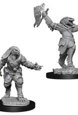 WizKids D&D Nolzur Dragonborn Fighter (She/Her/They/Them)(W11)