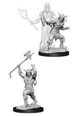 WizKids D&D Nolzur Human Barbarian  (He/Him/They/Them)(W11)