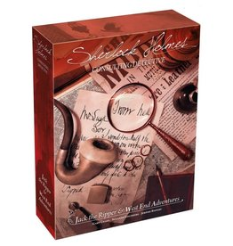 Space Cowboys Sherlock Holmes Consulting Detective: Jack the Ripper & West End Mysteries