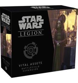 Fantasy Flight Games Star Wars Legion Vital Assets Battlefield Expansion
