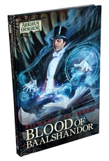 Fantasy Flight Games AH Novella: The Blood of Baalshandor
