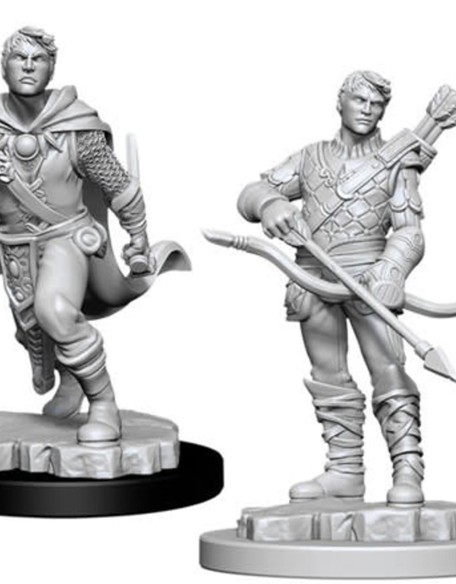WizKids D&D Nolzur Human Ranger  (He/Him/They/Them)
