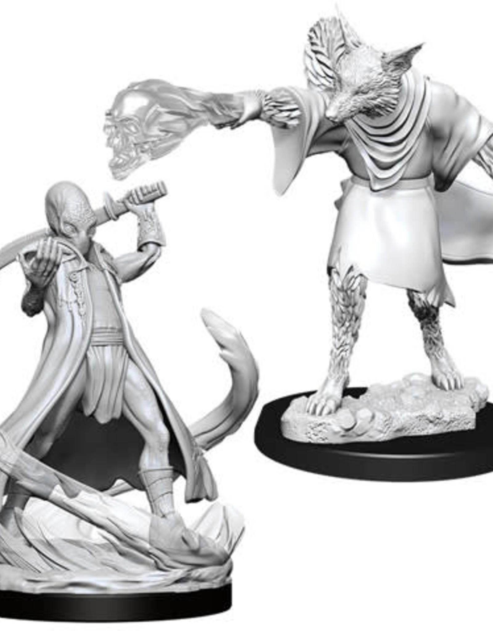 WizKids D&D Nolzur's Arcanaloth & Ultroloth