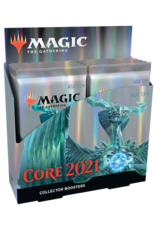 Wizards of the Coast Core 2021 Collector Booster Display
