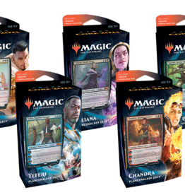 Wizards of the Coast Core Set 2021 - Planeswalker Deck Set (Set of 5) [Preorder]