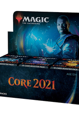 Wizards of the Coast Core 2021 Draft Booster Display