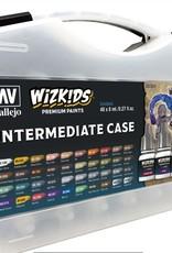 VALLEJO Wizkids Premium Paints Intermediate Case