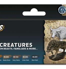 VALLEJO Wizkids Premium: Woodland creatures [Preorder]