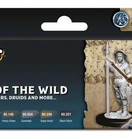 VALLEJO Wizkids Premium: Defenders of the Wild [Preorder]