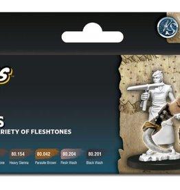 VALLEJO Wizkids Premium: Fleshtones [Preorder]