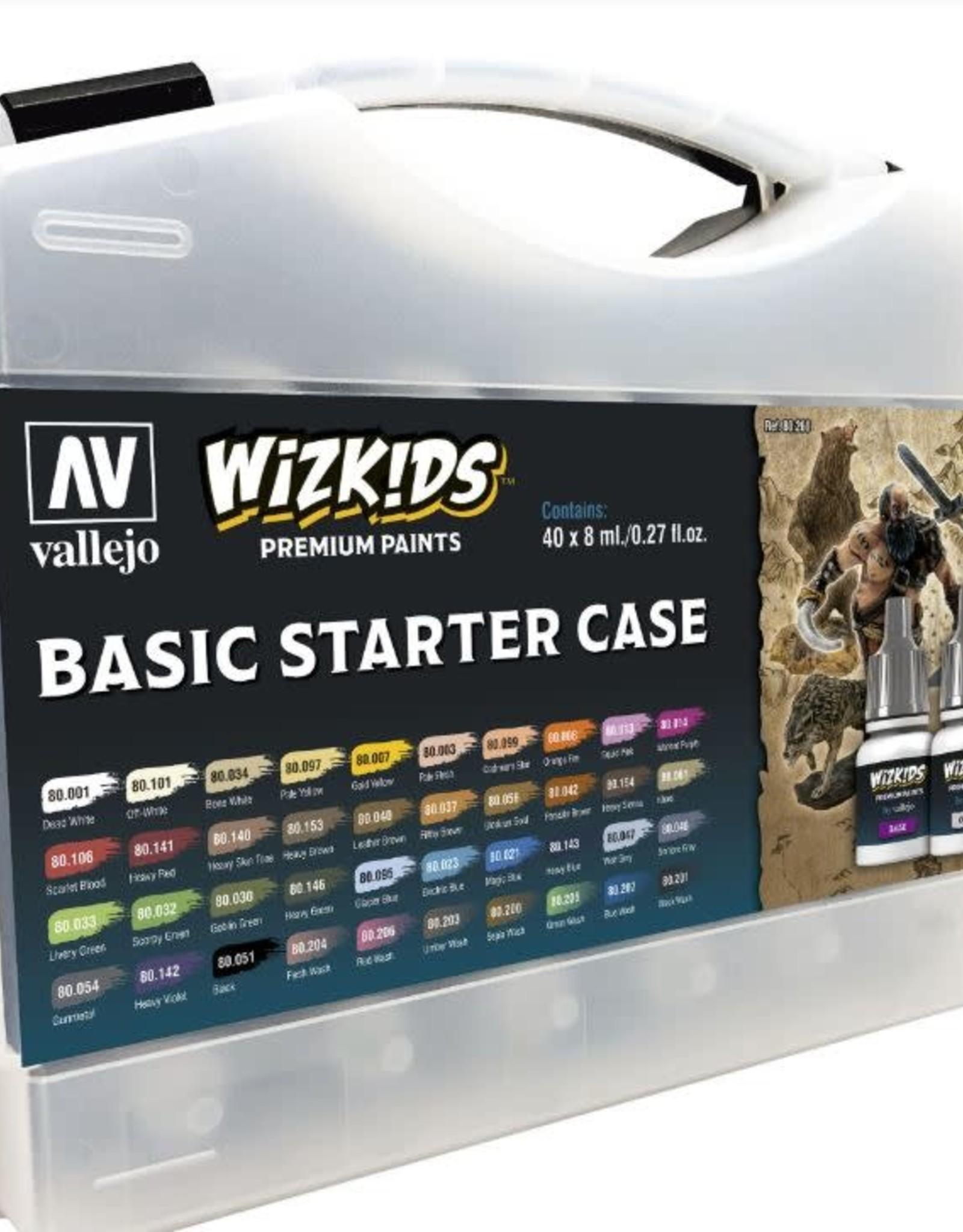 VALLEJO Wizkids Premium Basic Starter Case [Preorder]