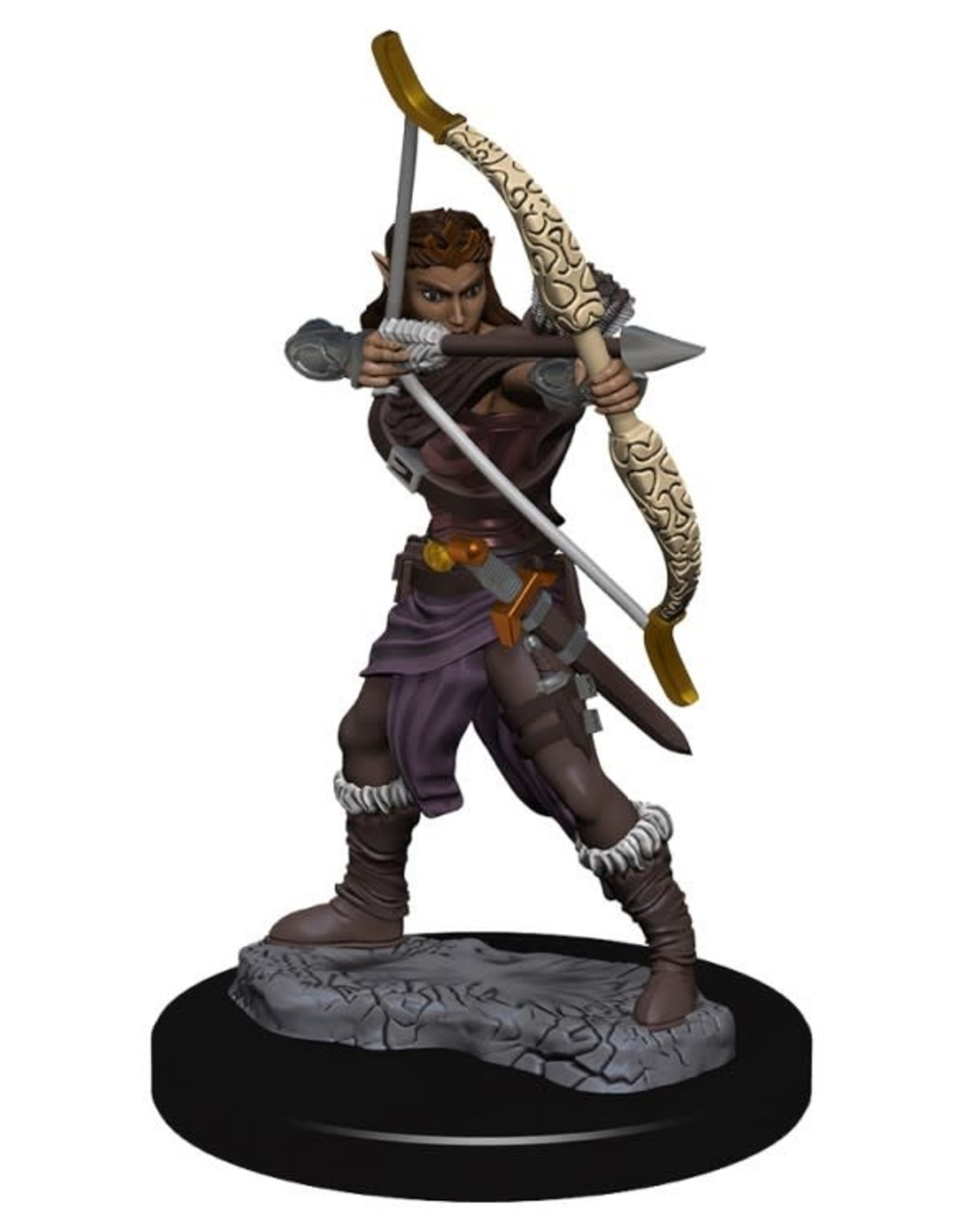 WizKids D&D Icons of the Realms Premium Figures: Elf Female Ranger