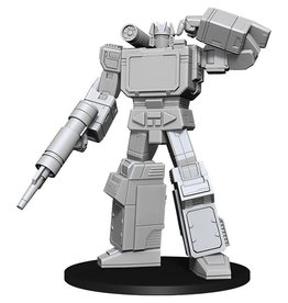 WizKids Transformers Deep Cuts Unpainted Miniatures: Soundwave - Preorder