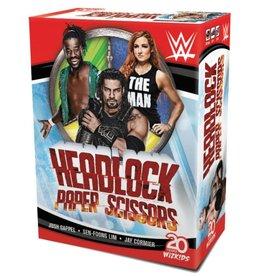 WizKids WWE: Headlock, Paper, Scissors - Preorder