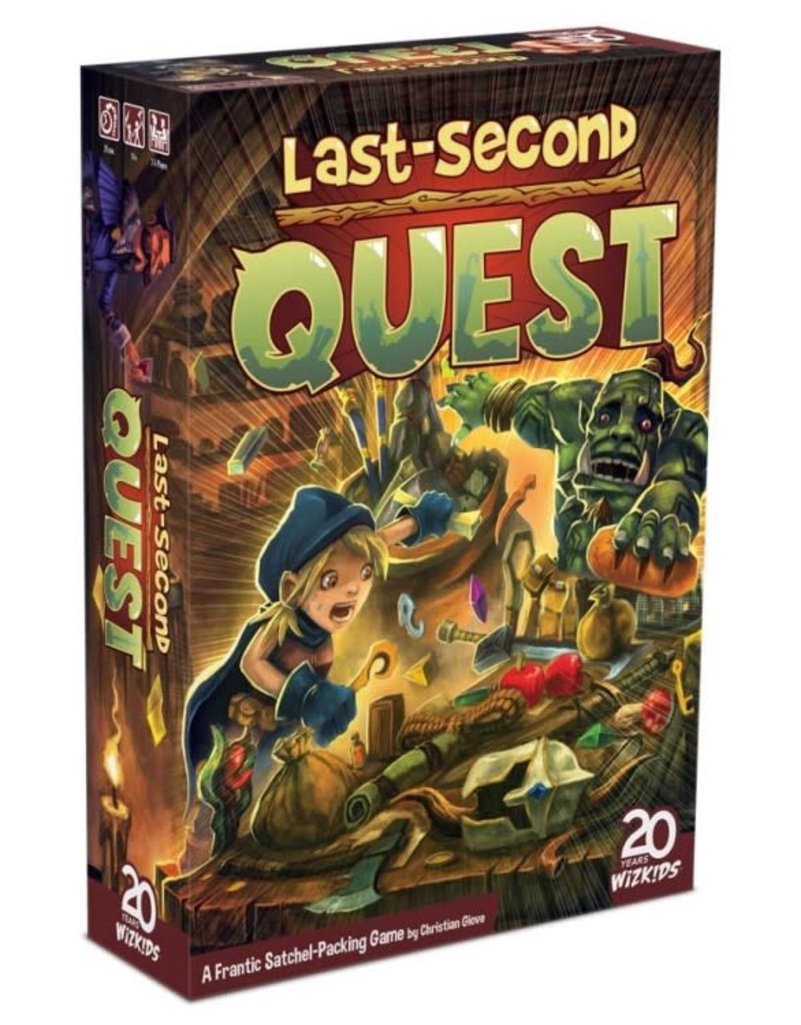 WizKids Last Second Quest