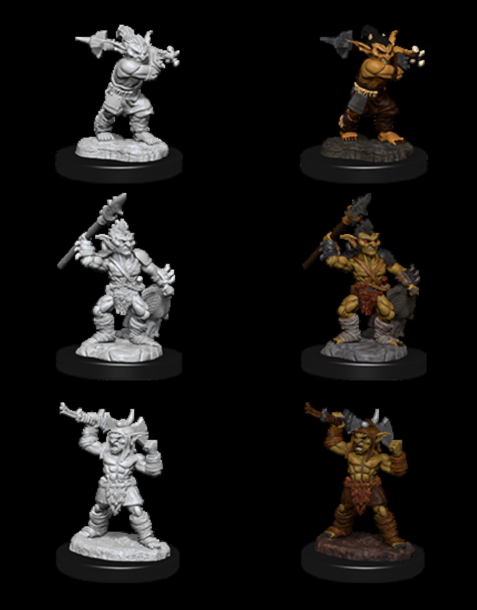 WizKids D&D Nolzur Goblins & Goblin Boss (W12)