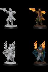 WizKids D&D Nolzur Human Sorcerer  (He/Him/They/Them) (W12)
