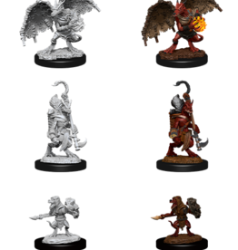 WizKids D&D Nolzur Kobold Inventor, Dragonshield, & Sorcerer (Preorder)