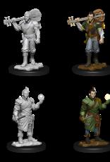 WizKids D&D Nolzur Half-Elf Bard  (He/Him/They/Them) (W12)