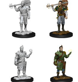 WizKids D&D Nolzur Half-Elf Bard  (He/Him/They/Them) (Preorder)