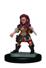 WizKids D&D Icons of the Realms Premium Figures: Halfling Female Rogue - Preorder
