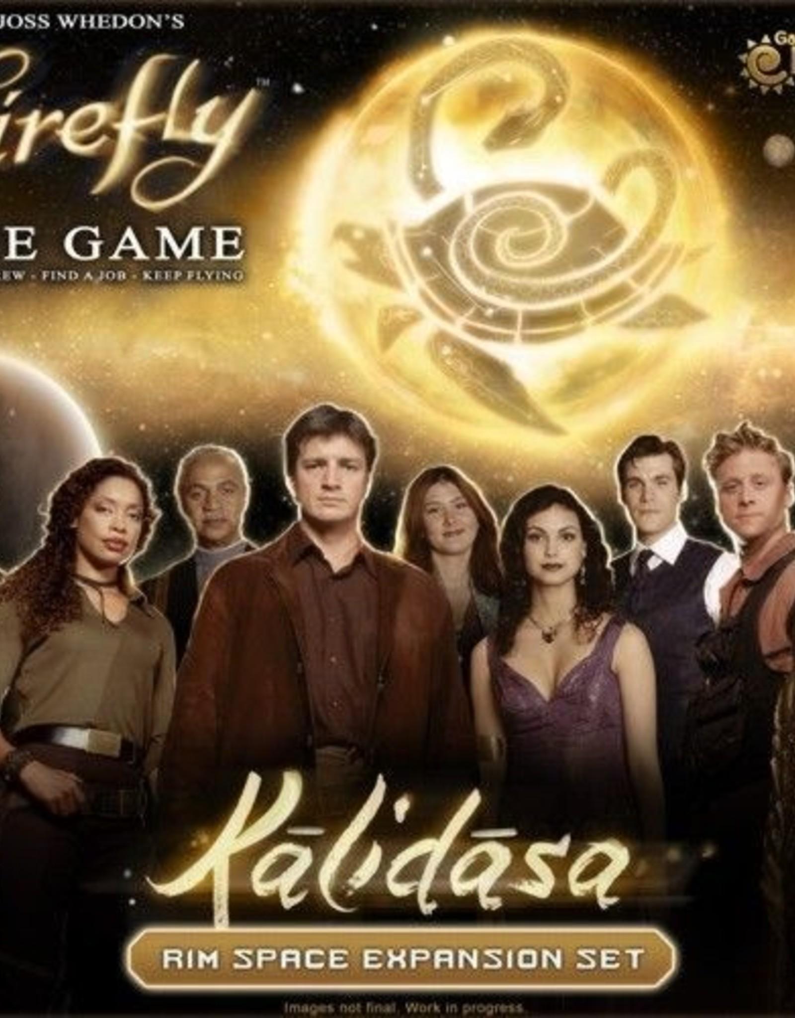 Gale Force 9 Firefly Kalidasa Expansion Set