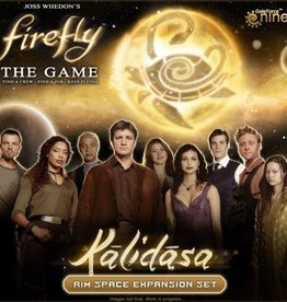 Gale Force 9 Firefly Kalidasa Expansion Set
